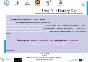 16 giugno_Bring your history