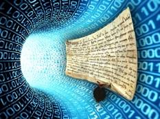 parchment digit